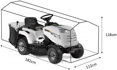 Funda protectora para tractor cortacesped impermeable y ...