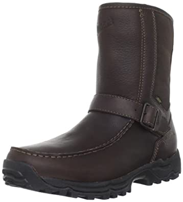 "Amazon.com | Danner Men's Fowler 10"" Rear Zip Hunting Boot, Brown ..."