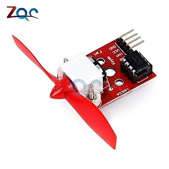 L9110 Fan Module Robot Design and Development Control