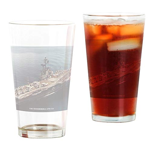 - CafePress Tico Cvs Framed Panel Print Pint Glass, 16 oz. Drinking Glass