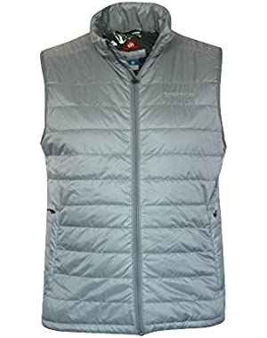 Crested Butte Men's OMNI HEAT VEST grey /GREY