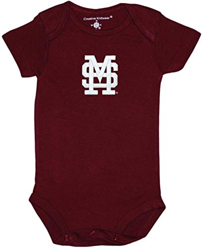 Creative Knitwear Mississippi State Newborn Baby Clothes, Boy and Girl College - Colleges University Mississippi
