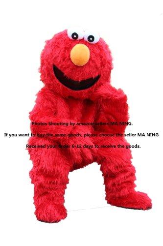Elmo Mascot Costume