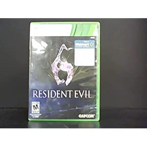 Resident Evil Xbox 360