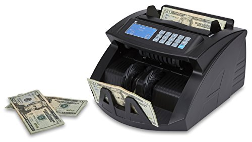 ZZap NC20 Bill Counter - Money Cash Currency Machine by ZZap (Image #1)