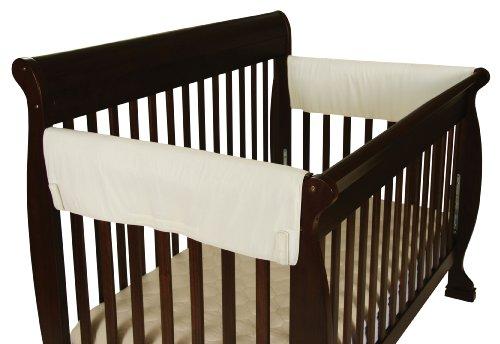 Leachco Easy Teether Xl Side Crib Rail Cover 2 Pack