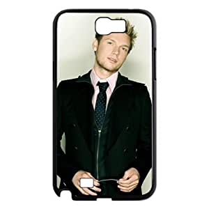 Custom Backstreet Boys Hard Back Cover Case for Samsung Galaxy Note 2 NT677