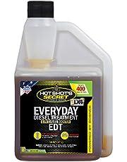 Hot Shot's Secret HSSEDT16ZS Everyday Diesel Treatment - 16 fl. oz.