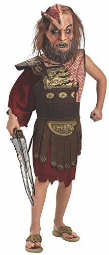 [Rubie's Costume Clash Of The Titans Child's Value Calibos Costume, One Color, Large] (Villian Costumes)