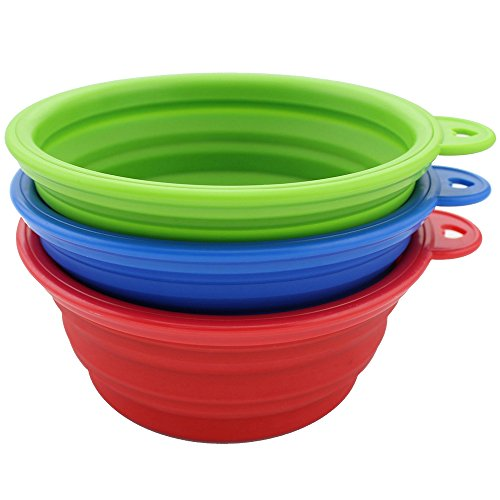 zicome-collapsible-silicone-dog-bowl-set-of-3-red-blue-green
