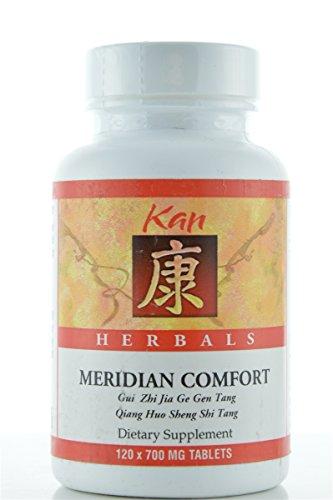 Kan Herbs Meridian Comfort 120 tabs