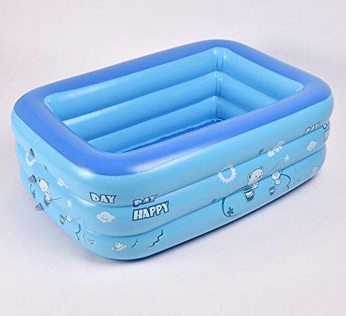 Cyhione Bañera inflable Piscina hinchable piscina hinchable_Bebé ...