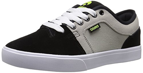 Zapatillas Osiris: Decay GR/BK Grey/Black