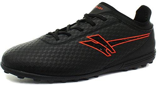 Gola Ativo 5 Sparta VX Mens Turf Sneaker/Astro Turf Soccer Cleats, Size 10