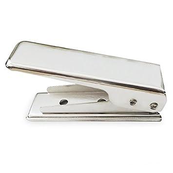 SODIAL(R) Cortador de tarjetas SIM a miniSIM (Iphone /Ipad ...