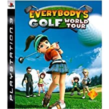 Everybody's Golf World Tour (PS3) - Free PC Game with Every Purchase