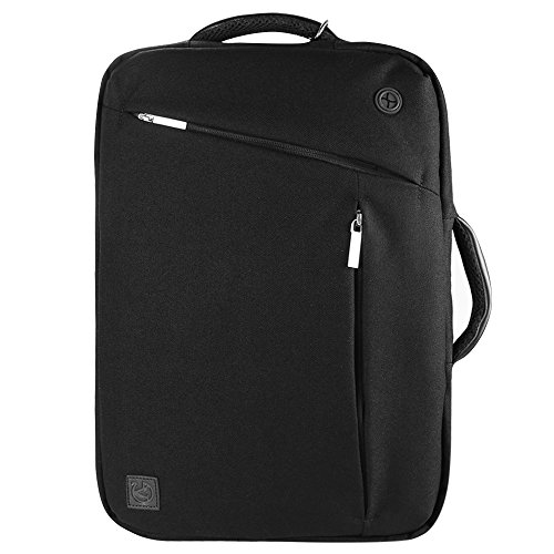 Pc Stylistic Laptop Notebooks (Causal Laptop Bag Messenger Bag Tablet Sleeve Shoulder Bag Backpack 11.6inch to 12.5inch for Asus Chromebook Flip/Transformer 3 Pro/Chromebook 12.5/Fujitsu STYLISTIC (Black))