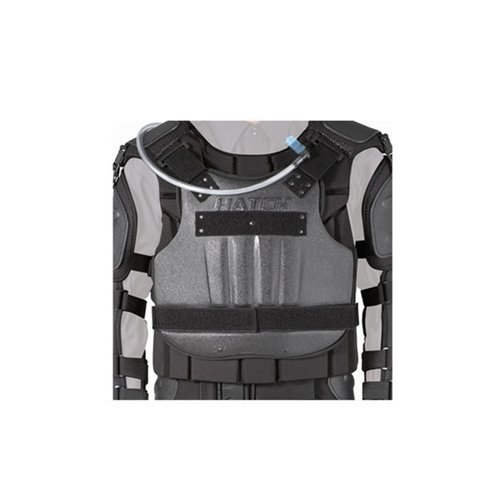 Hatch ExoTech Upper Body and Shoulder Protection, Large, Black