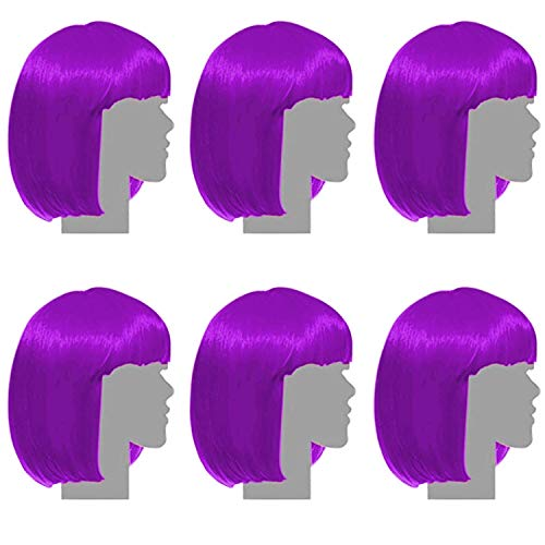 Sterling James Co. 6 Pack Purple Party