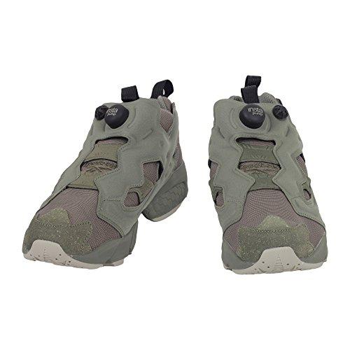 Reebok Sneakers Uomo BD1501346061 Poliammide Verde