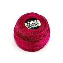 DMC Cotton Perle Thread Size 8 718 - per 10 gram ball