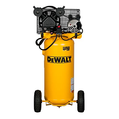 DeWalt DXCMLA1682066 1.6 HP 20-gallon Single Stage Oil-Lube Vertical Portable Air Compressor