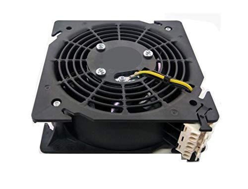 RADWELL VERIFIED SUBSTITUTE DV-4600-492-SUB Fan, AXIAL, 115VAC, 50-60HZ, 220-240MA, 18-19W