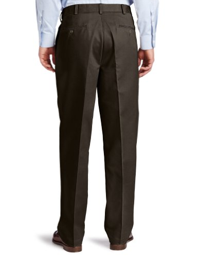 Dockers Men's Comfort Khaki D4 Relaxed Fit Flat Front Pant