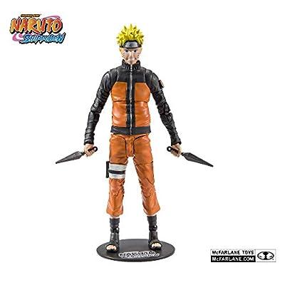McFarlane Toys Naruto Action Figure, Multi: Toys & Games