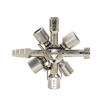 Otrmax 10 In 1 Cross Key Wrench Multifunctional Twin Key Universal