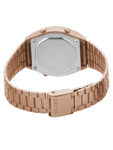 CASIO-B-640WC-5-Reloj-de-cuarzo-unisex-color-rosa