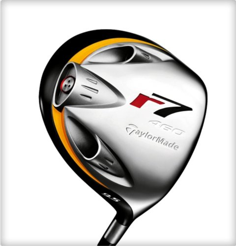 Used Taylormade R7 460 Driver 10.5 Degrees Graphite Regular Right Handed 45.25 Inches