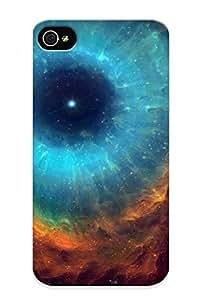 Artistgirl Cute Tpu D3d6a394081 Universe God Eye Case Cover Design For Iphone 4/4s