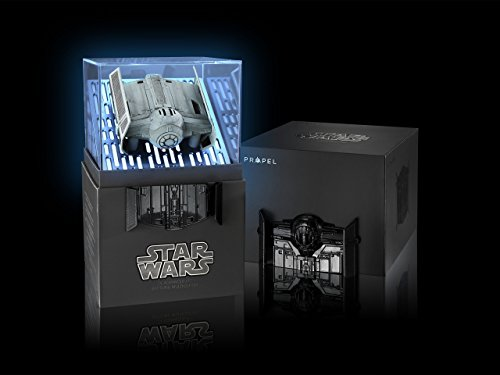 Propel Star Wars Quadcopter: Tie Fighter Collectors Edition Box