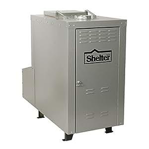 Amazon Com Shelter Sf3048 180000 Btu Outdoor Wood Coal