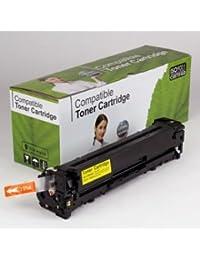"<span class=""a-offscreen"">[Sponsored]</span>HP 125A CB542A Comp Yellow Toner 1.4K VL"