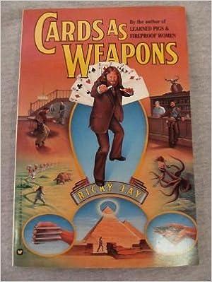 Cards as Weapons: Amazon.es: Ricky Jay: Libros en idiomas ...
