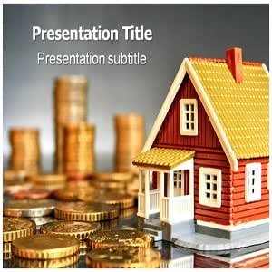 Amazon.com: Home Loan Powerpoint PPT Template - Home Loan