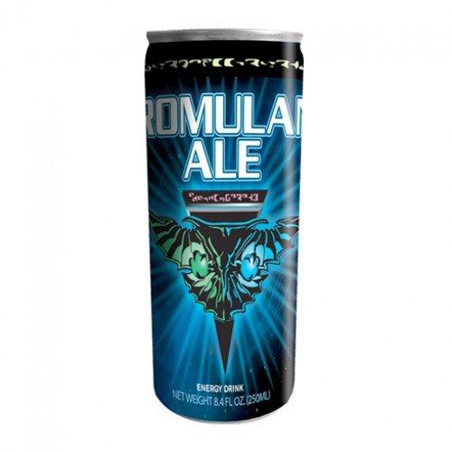 COLLECTABLE STAR TREK ROMULAN ALE ENERGY DRINK DIVERSION SAFE