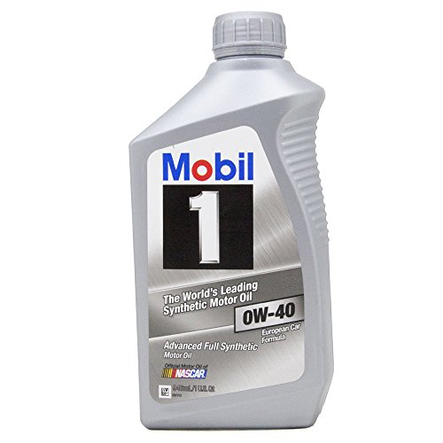 authentic mobil 1 98kg00 0w 40 synthetic motor oil 1. Black Bedroom Furniture Sets. Home Design Ideas
