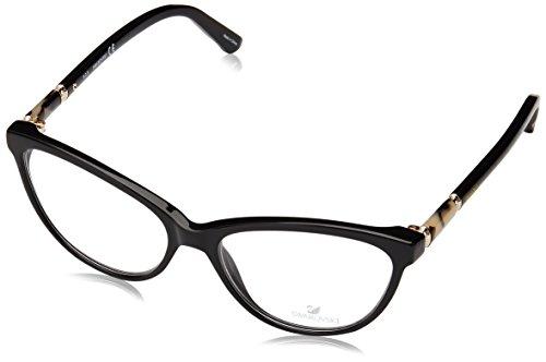SWAROVSKI Eyeglasses SK5159 FAWN 001 Shiny - 2016 Designer Eyeglasses
