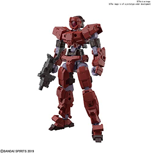 30 Minute Mission #07 eEMX-17 Alto Red, Bandai 30 MM