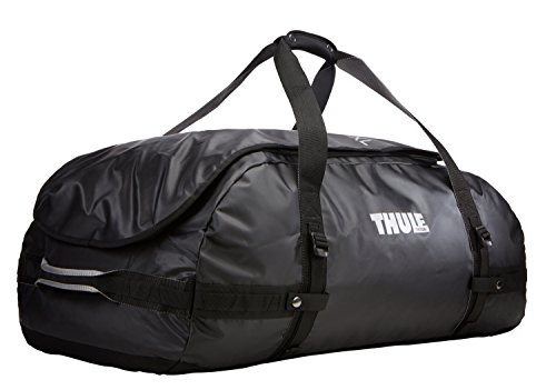 Thule Chasm Duffel Bag, Black, X-Large - Weather Tag Luggage