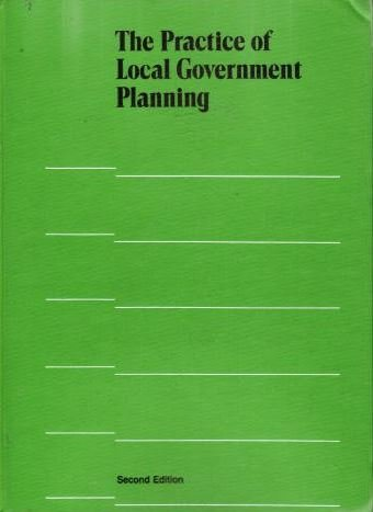 The Practice of Local Government Planning, 3rd Edition
