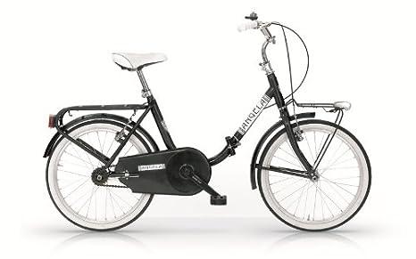 Bicicletta Pieghevole Mbm Tipo Graziella 20 Angela Nera Amazonit