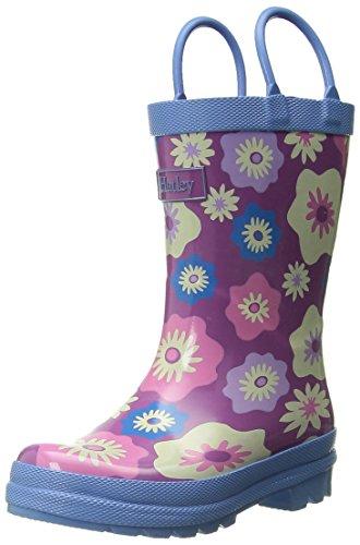 Hatley Girls Rainboots Graphic Flowers