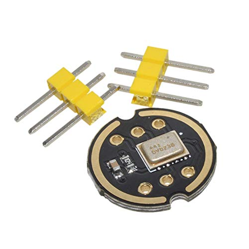 Semoic Omnidirectional Microphone Module I2S Interface Inmp441 Mems High Precision Low Power Ultra Small Volume for Esp32