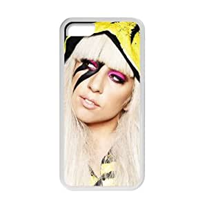 Lady Gaga Design Personalized Fashion High Quality Phone Case For Iphone 5/5S Cover