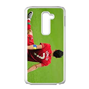 Spanish Primera Division Hight Quality Protective Case for LG G2