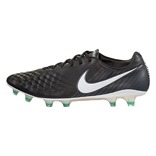 Nike Magista Opus II, 11 11 Suelo duro Adulto bota de fútbol - Botas de fútbol (11, Suelo duro, Adulto, Masculino, Negro, Verde, Estampado)